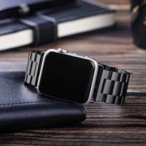 Other - Black Apple Watch Compatible Band